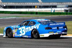 Dominik Farnbacher, Mishumotors, Chevrolet