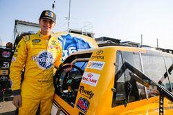 Todd Gilliland, Kyle Busch Motorsports Toyota Martin Truex Jr. Foundation volante