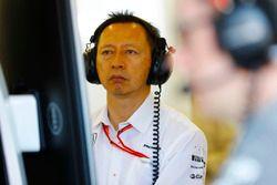 Yusuke Hasegawa, responsable Honda
