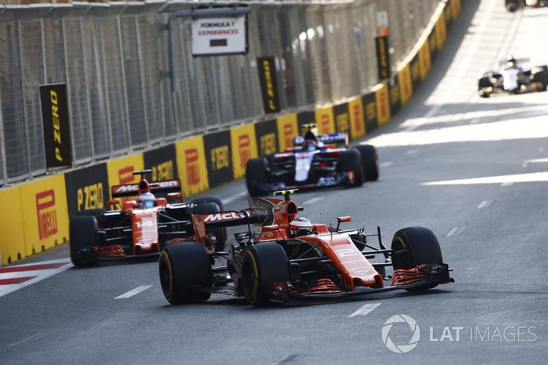 Gewinner: McLaren