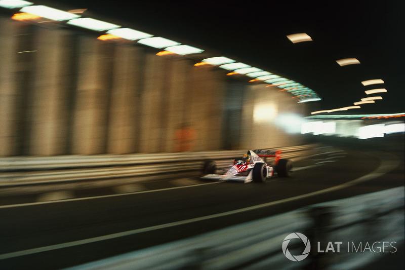 16 - GP de Mônaco, 1989, Monte Carlo