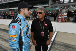 Marco Andretti, Andretti Autosport with Yarrow Honda, Mario Andretti