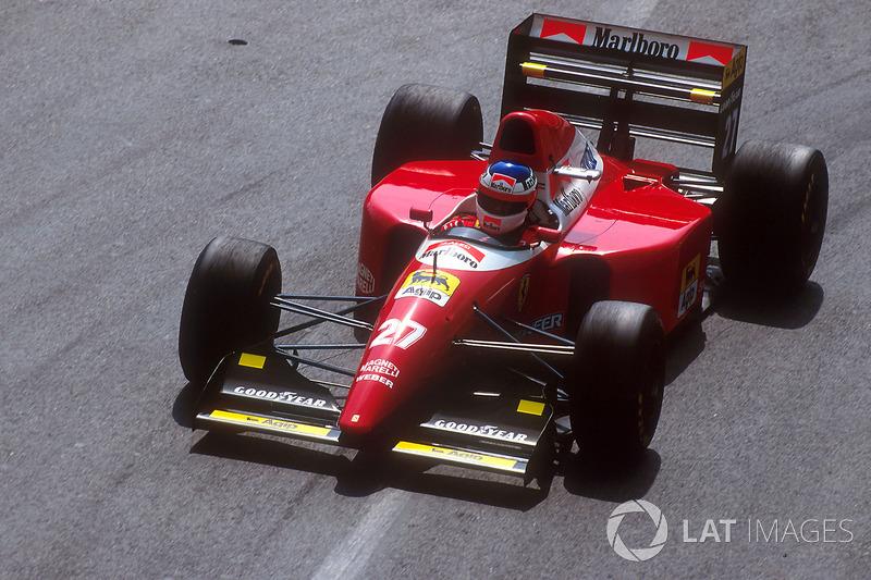 1993年:フェラーリF93A