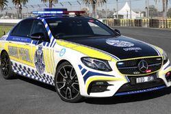 Mercedes-AMG E43 Sedan, coche de policía en Victoria (Australia)