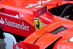 Ferrari SF70H aleta de cabina
