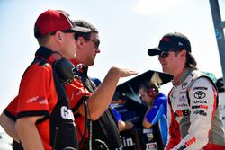 Christopher Gabehart, Erik Jones, Joe Gibbs Racing Toyota