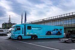 Borusan Otomotiv Motorsport tırı
