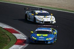Lamborghini Huracan-S.GTCup #123, Imperiale Racing: Bonacini-Pastorelli