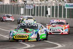 Gaston Mazzacane, Coiro Dole Racing Chevrolet, Juan Pablo Gianini, JPG Racing Ford, Omar Martinez, Martinez Competicion Ford