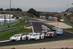 Partenza Gara 2 Super GT Cup