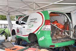 Toyota Land Cruiser 155 #370: Aldo De Lorenzo, Dario De Lorenzo