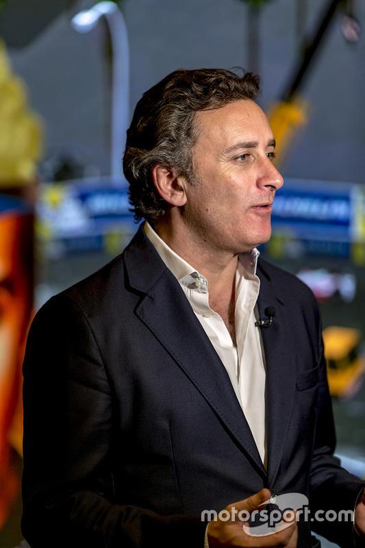 Alejandro Agag, Director Ejecutivo de la Fórmula E