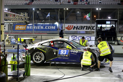 Pit stop #63 race:pro motorsport Porsche 991 Cup: Stanislav Minsky, Murad Sultanov, Klaus Bachler, C