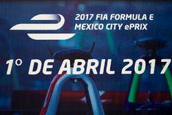 Logo Formula E ePrix di Città del Messico