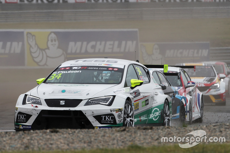 Стиан Паульсен, Stian Paulsen Racing, SEAT León TCR