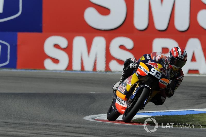 Victoire #3 : GP des Pays-Bas 2010 de 125cc - Assen