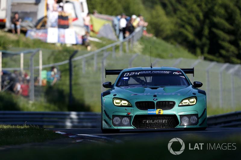 10. #33 Falken Motorsports, BMW M6 GT3