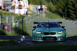 #33 Falken Motorsports, BMW M6 GT3: Peter Dumbreck, Alexandre Imperatori, Stef Dusseldorp, Marco See