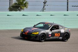 #332 MP3B Scion FRS, Patricio Franulic, Sergio Kosky, TR3 Performance