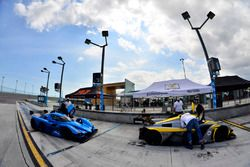 #89 FP2 Praga R1, Danny Von Dongen, Renaud Mariotti, Gryphon Racing, #8 FP2 Praga R1, Shaz Samji, Gr
