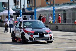 #3333 MP2A Subari STi, Edwin Colon, Edwin Colon Racing