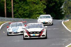 #45 TIC Racing, Ford Mustang GT: Stefan Kniesburges, Elmar Jurek, Maik Kraske