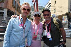 Eddie Irvine, Edmund Irvine, ve Liam Cunningham, Aktör