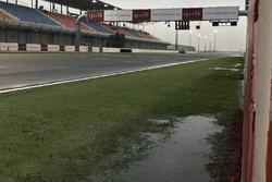 Regen in Losail