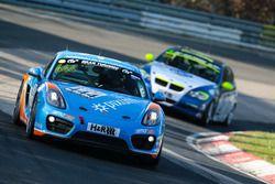 Daniel Zils, Christian Konnerth, Norbert Fischer, Porsche Cayman