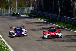 #34 Tockwith Motorsports, Ligier JSP217 - Gibson: Nigel Moore, Philip Hanson, #2 United Autosports,