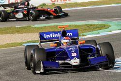 Diego Menchaca, Fortec Motorsports