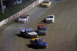 Chase Briscoe, Brad Keselowski Racing Ford, Sheldon Creed, Austin Hill Racing Chevrolet