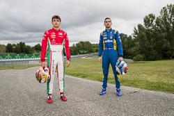 Charles Leclerc, PREMA Powerteam, Nicholas Latifi, DAMS