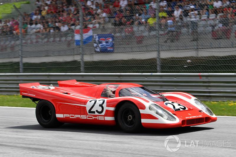 Helmut Marko, Porsche 917K