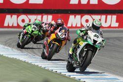 Roman Ramos, Team Go Eleven, Stefan Bradl, Honda World Superbike Team, Randy Krummenacher, Puccetti Racing