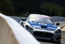 #60 Ebor GT Maserati GT MC GT4: Charlie Fagg, Matthew Graham