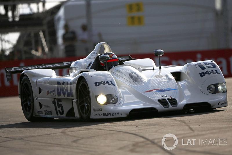 BMW V12 LMR LMP1