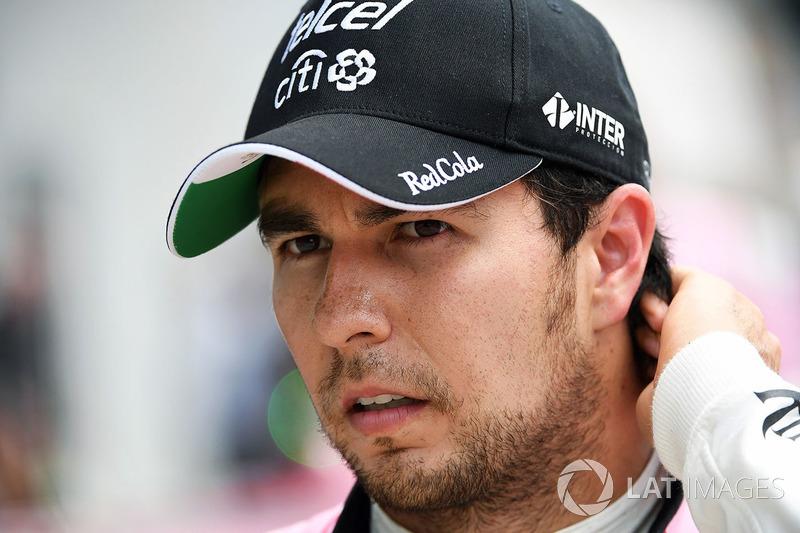 Серхіо Перес, Sahara Force India
