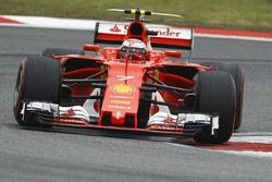 Кімі Райкконен, Ferrari SF70H