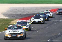 Ricardo van der Ende, Max Koebolt, Ekris Motorsport, Ekris M4 GT4