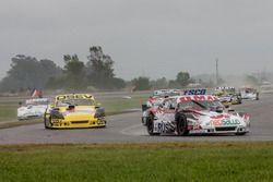 Christian Dose, Dose Competicion Chevrolet, Mauricio Lambiris, Martinez Competicion Ford, Leonel Sotro, Di Meglio Motorsport Ford