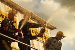 Ganador, Andrew Jordan, BMW Pirtek Racing BMW 125i M Sport