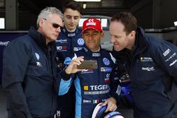 Gianni Morbidelli, West Coast Racing and Giacomo Altoè, West Coast Racing