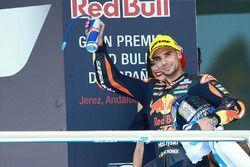 Podyum: 3. Miguel Oliveira, Red Bull KTM Ajo