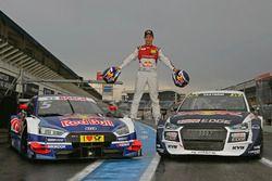 Mattias Ekström, Audi Sport Team Abt Sportsline, Audi A5 DTM y su Audi S1 WRX quattro