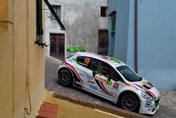 Antonio Forato, Ivan Gasparotto, Peugeot 208T16 R5, Power Car Team