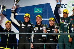 2. GTE-Am: Christian Ried, Matteo Cairoli, Marvin Dienst, Dempsey Proton Competition
