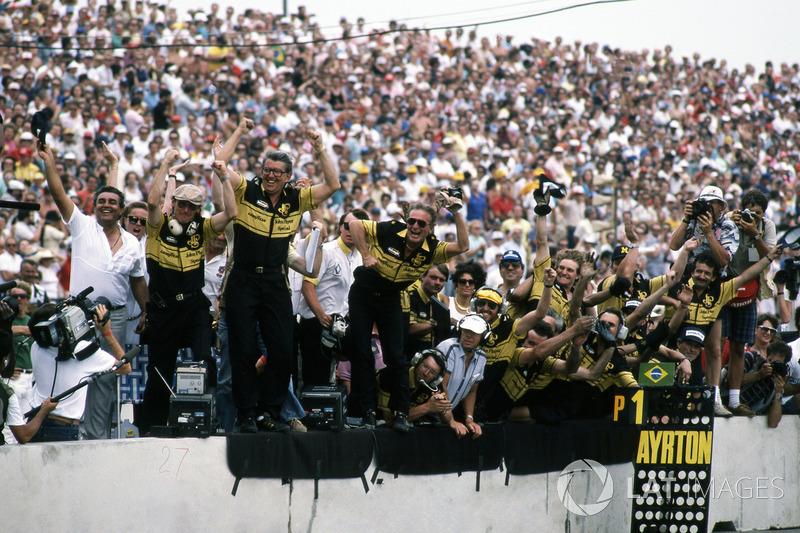 GP de Détroit 1986