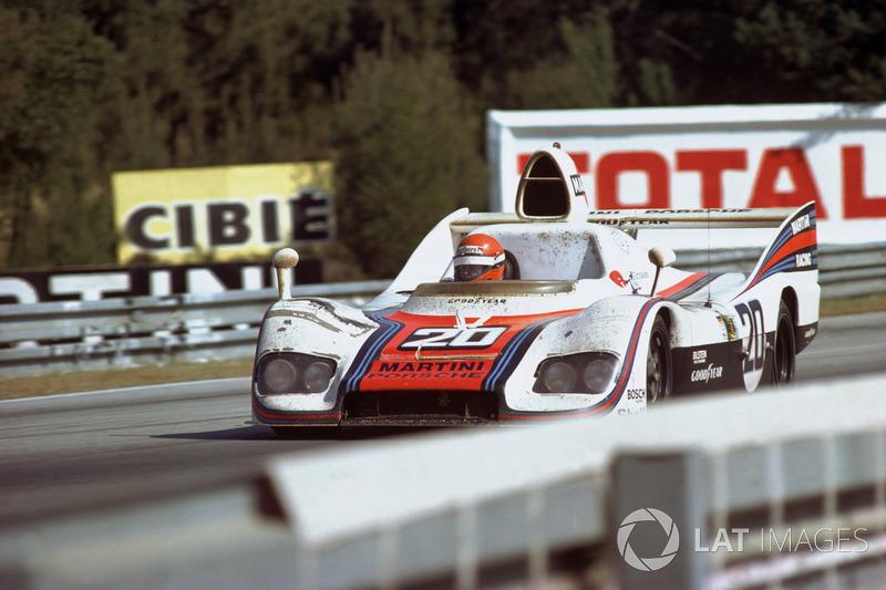1976 Le Mans 24 Hours - Jacky Ickx, Gijs van Lennep, Porsche 936
