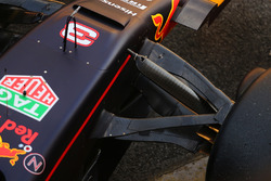 Red Bull Racing RB13, Detail Frontaufhängung